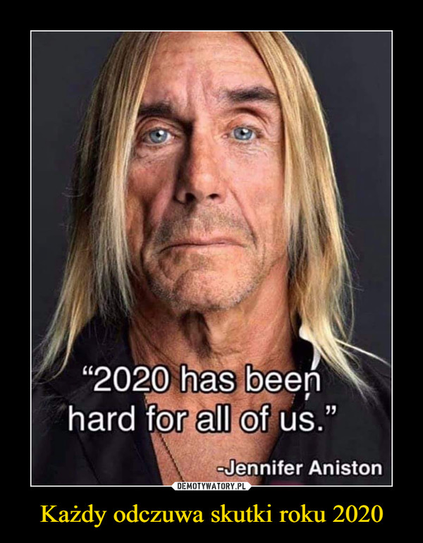 Każdy odczuwa skutki roku 2020 –