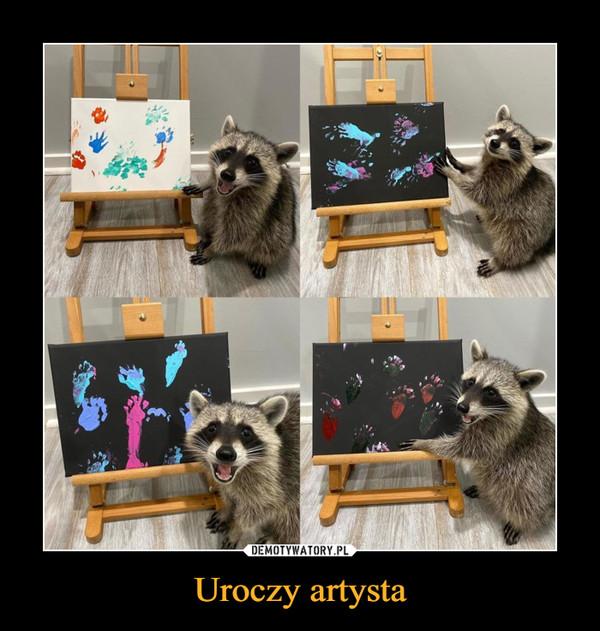Uroczy artysta