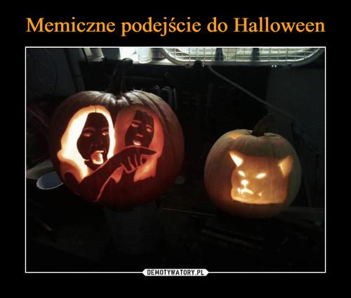 Memiczne podejście do Halloween