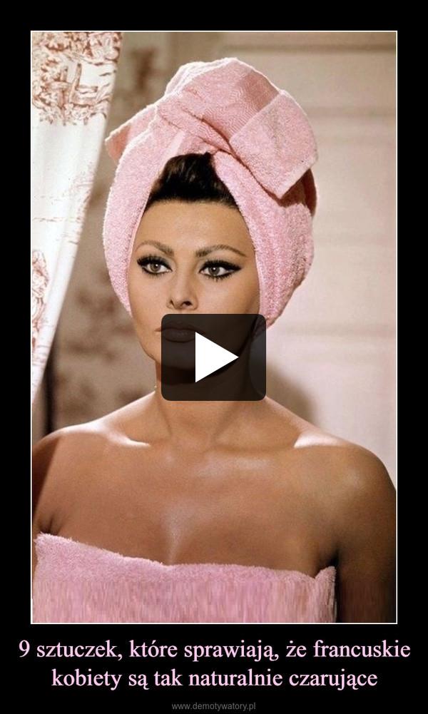 9 sztuczek, które sprawiają, że francuskie kobiety są tak naturalnie czarujące –