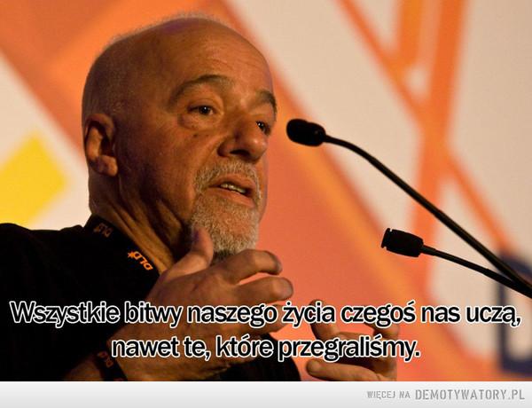 Paulo Coelho –