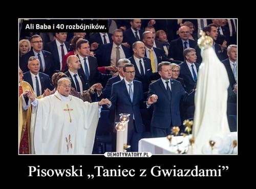 """Pisowski """"Taniec z Gwiazdami"""""""