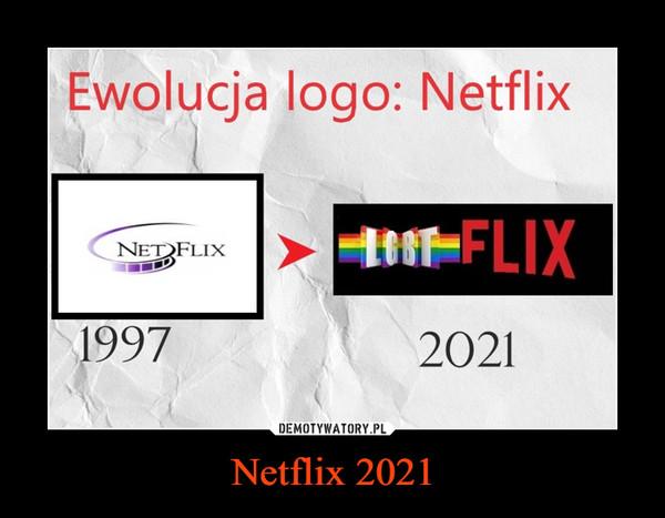 Netflix 2021 –
