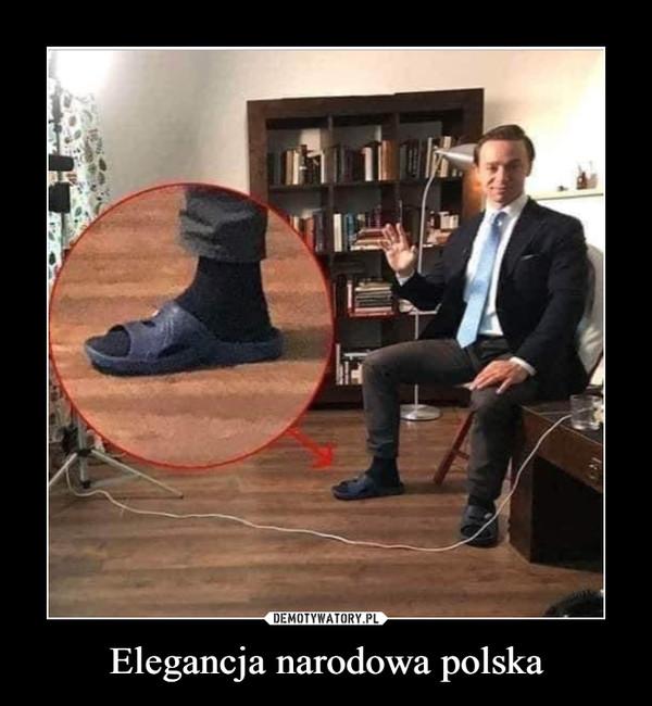 Elegancja narodowa polska –